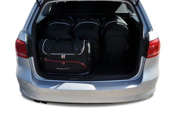 VW PASSAT B7 VARIANT 2010-2014 TORBY DO BAGAZNIKA KJUST 7043036
