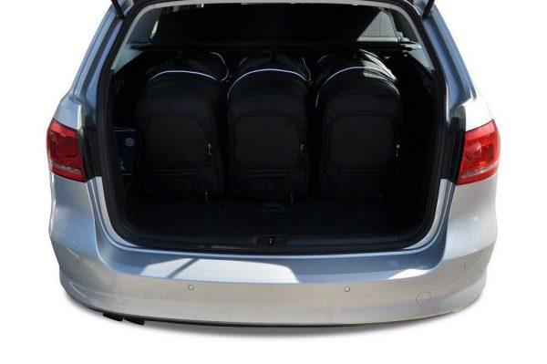 VW PASSAT B7 VARIANT 2010-2014 TORBY DO BAGAZNIKA KJUST 7043110