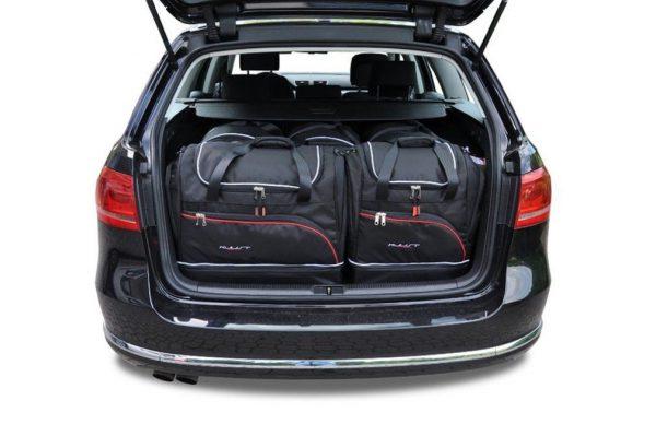 VW PASSAT B7 VARIANT ALLTRACK 2010-2014 TORBY DO BAGAZNIKA 7043020