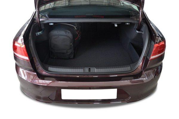 VW PASSAT B8 LIMOUSINE 2014+ TORBY DO BAGAZNIKA 1 SZT 7043009