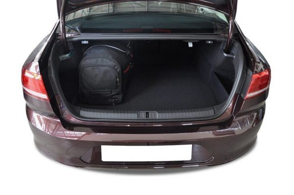 VW PASSAT B8 LIMOUSINE 2014+ TORBY DO BAGAZNIKA 7043038