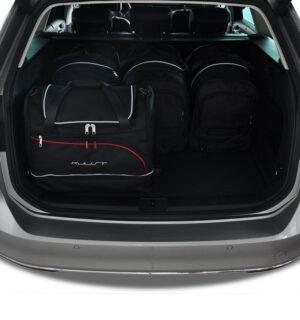Zestaw toreb do bagażnika – VW PASSAT B8 VARIANT 2014+ | Sportowy