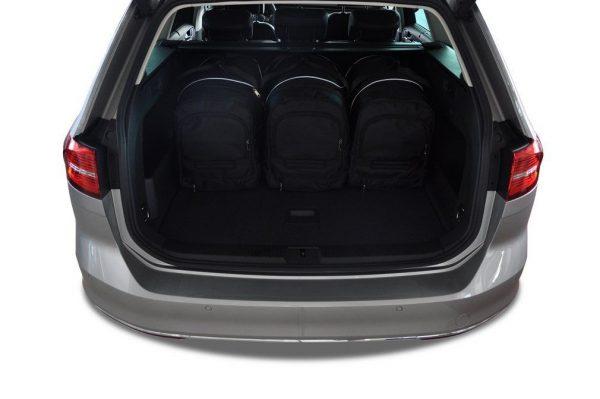 VW PASSAT B8 VARIANT 2014+ TORBY DO BAGAZNIKA KJUST 7043010