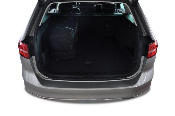 VW PASSAT B8 VARIANT 2014+ TORBY DO BAGAZNIKA KJUST 7043037