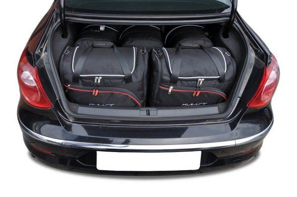 VW PASSAT CC 2008-2011 TORBY DO BAGAZNIKA 7043011