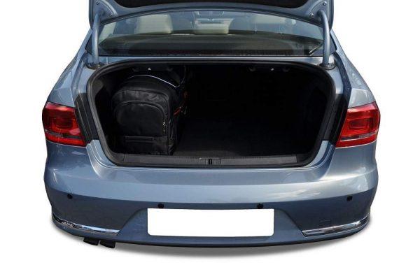 VW PASSAT LIMOUSINE 2010-2014 TORBY DO BAGAZNIKA 5 SZT 7043035