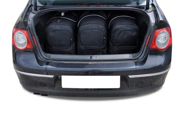 VW PASSAT SEDAN 2005-2010 TORBY DO BAGAZNIKA 7043210