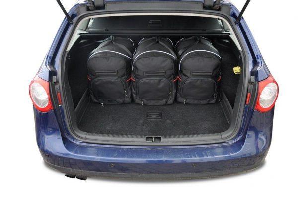 VW PASSAT VARIANT 2005-2010 TORBY DO BAGAZNIKA KJUST 7043211