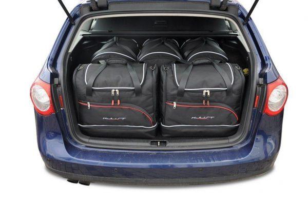 TORBY SAMOCHODOWE VW PASSAT VARIANT 2005-2010 KJUST 7043211