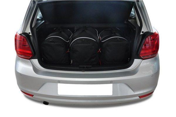 VW POLO 2009-2017 TORBY DO BAGAZNIKA KJUST 7043004