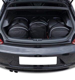 Zestaw toreb do bagażnika – VW SCIROCCO III 2008-2017
