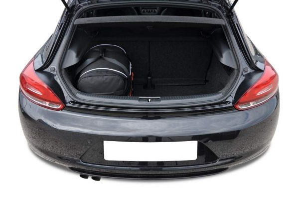 VW SCIROCCO 2008-2017 TORBY DO BAGAZNIKA KJUST 7043018