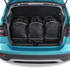 Zestaw toreb do bagażnika – VW T-CROSS 2018+ | Sportowy