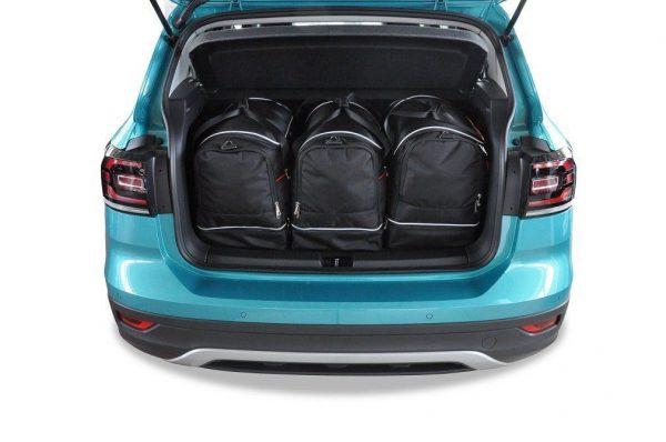 VW T-CROSS 2018+ TORBY DO BAGAZNIKA KJUST 7043052