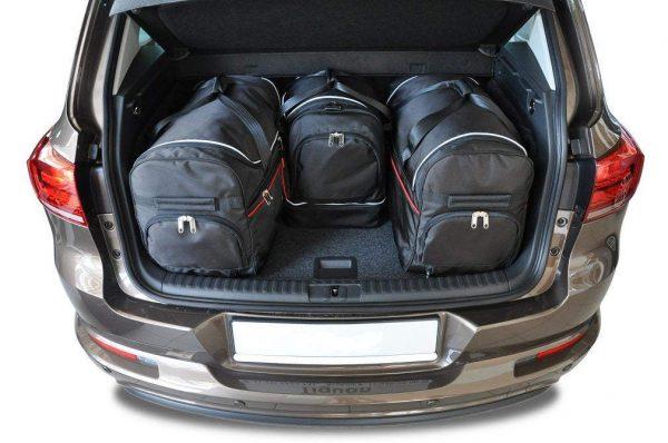 VW TIGUAN 1 2007-2015 TORBY DO BAGAZNIKA KJUST 7043014