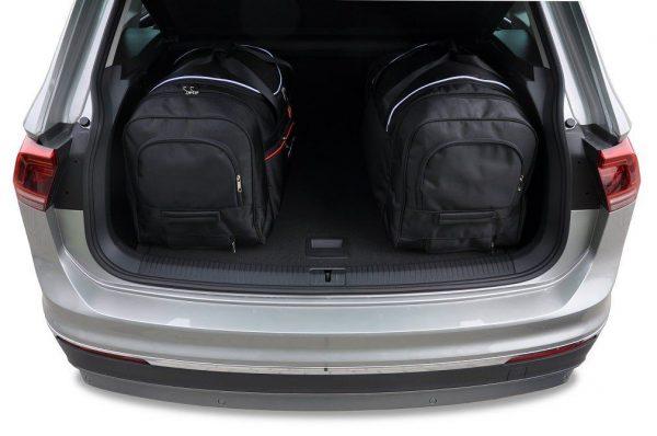 VW TIGUAN 2 2016+ TORBY DO BAGAZNIKA KJUST 7043030