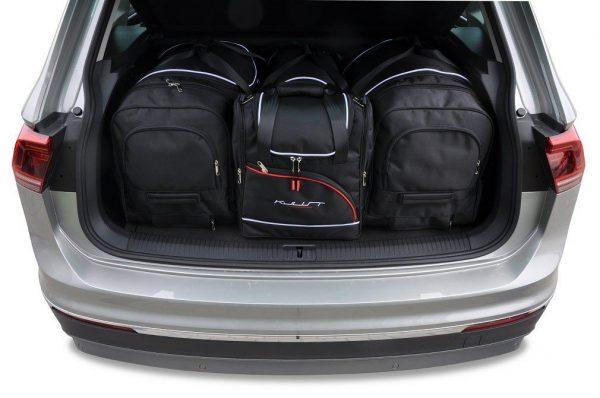 VW TIGUAN 2 2016+ TORBY DO BAGAZNIKA KJUST 7043049