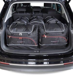 Zestaw toreb do bagażnika – VW TIGUAN II ALLSPACE 2016+ | Sportowy