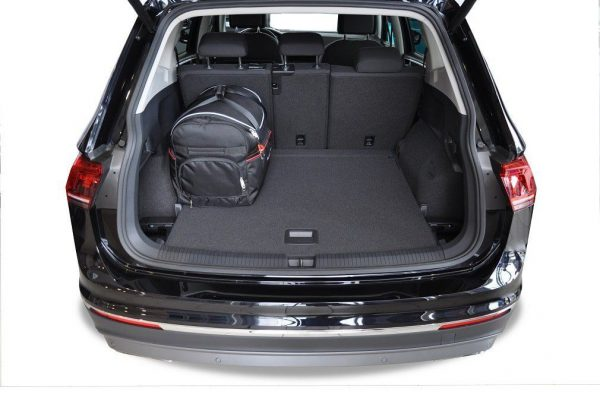VW TIGUAN ALLSPACE 2016+ TORBY DO BAGAZNIKA KJUST 7043051