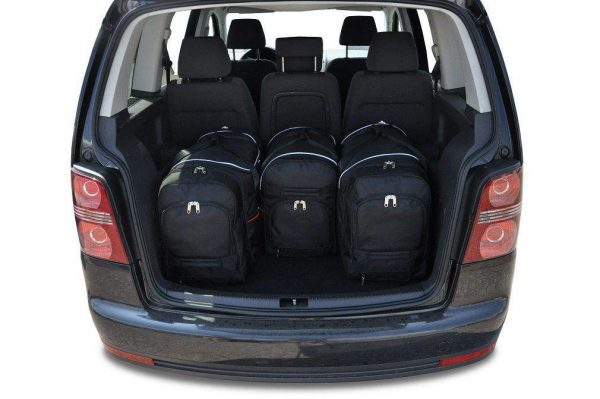 VW TOURAN 2003-2010 TORBY DO BAGAZNIKA KJUST 7043026