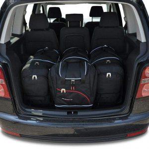 Zestaw toreb do bagażnika – VW TOURAN I 2003-2010 | Sportowy