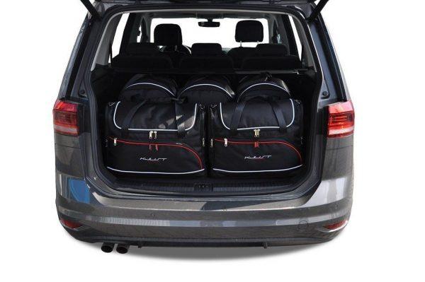 VW TOURAN 2015+ TORBY DO BAGAZNIKA KJUST 7043027