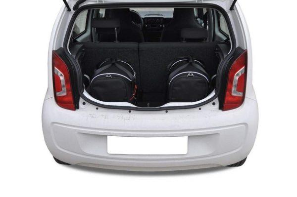 VW UP 2011+ TORBY DO BAGAZNIKA KJUST 7043003