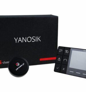 Yanosik S-clusive by GTR – dożywotnia transmisja danych