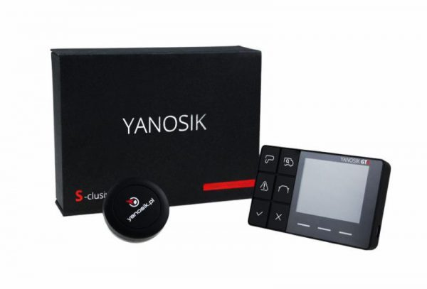 Yanosik GTR S-clusive wieczysty abonament