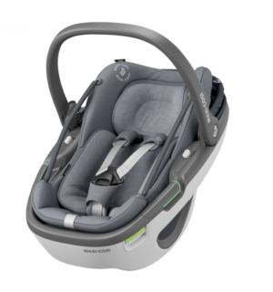 Nosidełko dla niemowląt Maxi-Cosi Coral Essential Grey 0-13kg