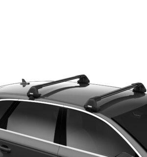 Thule Edge WingBar Black – Skoda Fabia III Hatchback