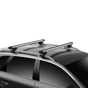 Thule Evo SlideBar – Volkswagen T-Roc SUV