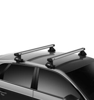 Thule Evo SlideBar – Skoda Fabia III Hatchback