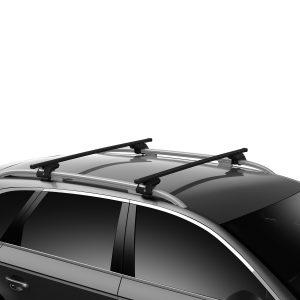 Thule SquareBar Evo – Volkswagen T-Roc SUV