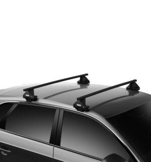 Thule SquareBar Evo – Skoda Octavia IV Liftback