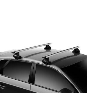 Thule Evo WingBar – Skoda Fabia III Hatchback